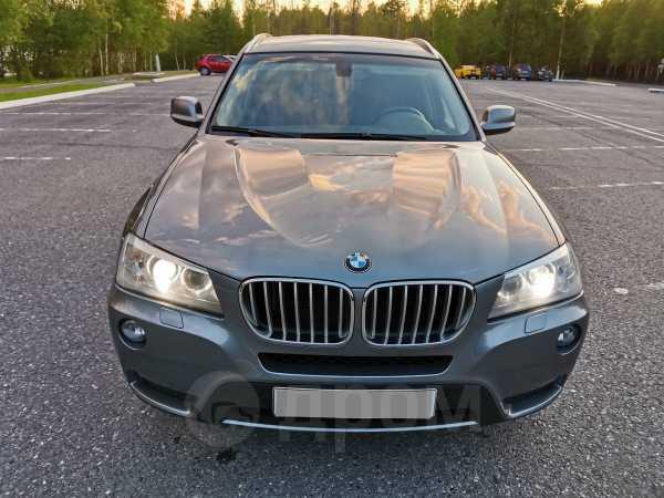 BMW X3, 2014 год, 1 200 000 руб.