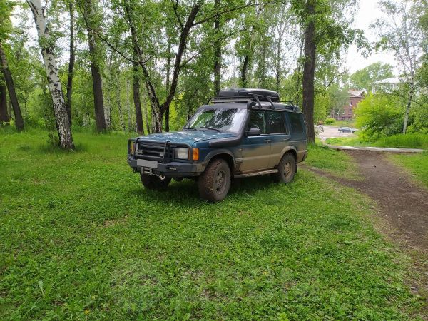 Land Rover Discovery, 1999 год, 550 000 руб.