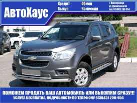 Новокузнецк TrailBlazer 2014