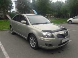 Горно-Алтайск Avensis 2007