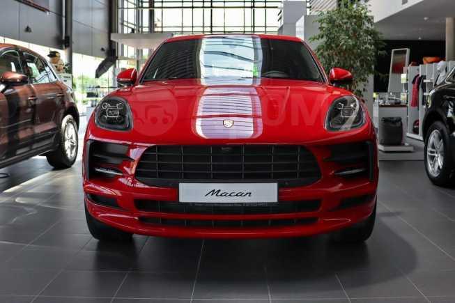 Porsche Macan, 2019 год, 4 333 800 руб.