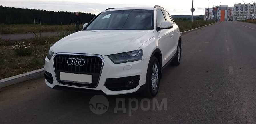 Audi Q3, 2012 год, 840 000 руб.