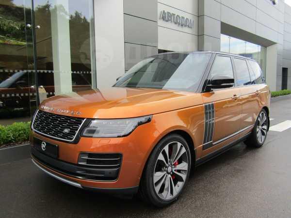 Land Rover Range Rover, 2020 год, 15 470 100 руб.