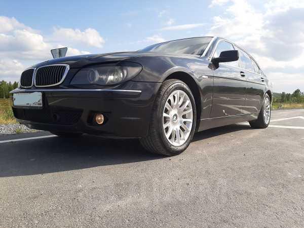 BMW 7-Series, 2007 год, 740 000 руб.