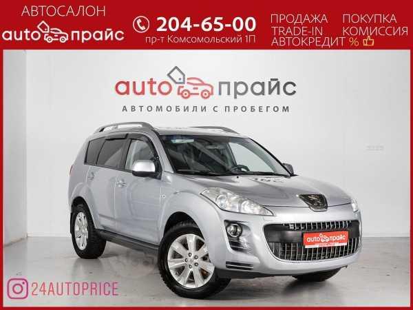 Peugeot 4007, 2012 год, 900 000 руб.