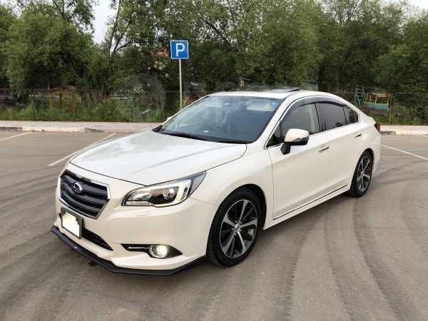 Subaru Legacy B4, 2015 год, 1 250 000 руб.