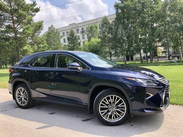 Lexus RX300, 2018 год, 3 050 000 руб.