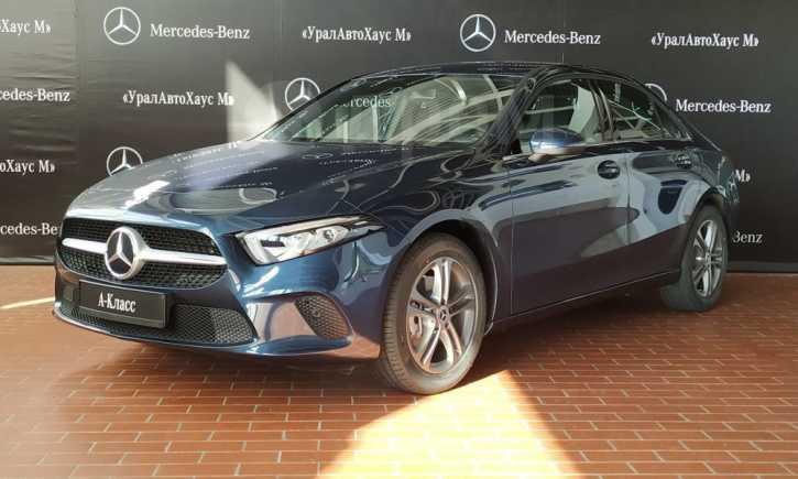 Mercedes-Benz A-Class, 2020 год, 2 027 000 руб.
