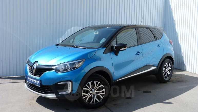 Renault Kaptur, 2016 год, 855 000 руб.