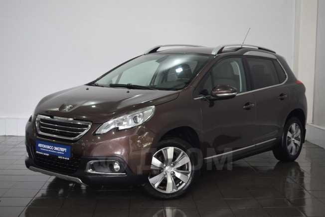 Peugeot 2008, 2014 год, 569 000 руб.