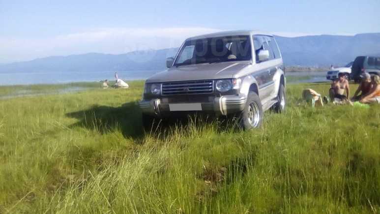 Mitsubishi Pajero, 1991 год, 329 555 руб.