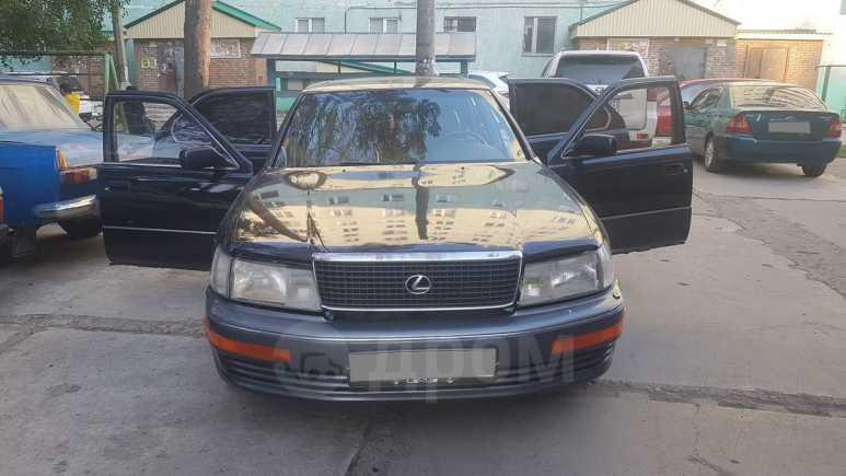 Lexus LS400, 1992 год, 210 000 руб.
