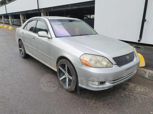 Toyota Mark II, 2001 год, 240 000 руб.