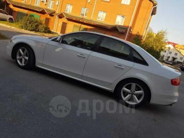 Audi A4, 2014 год, 945 000 руб.
