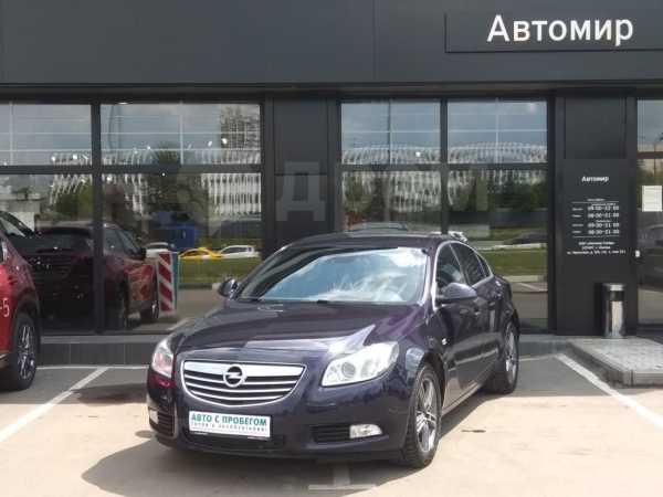 Opel Insignia, 2013 год, 657 000 руб.
