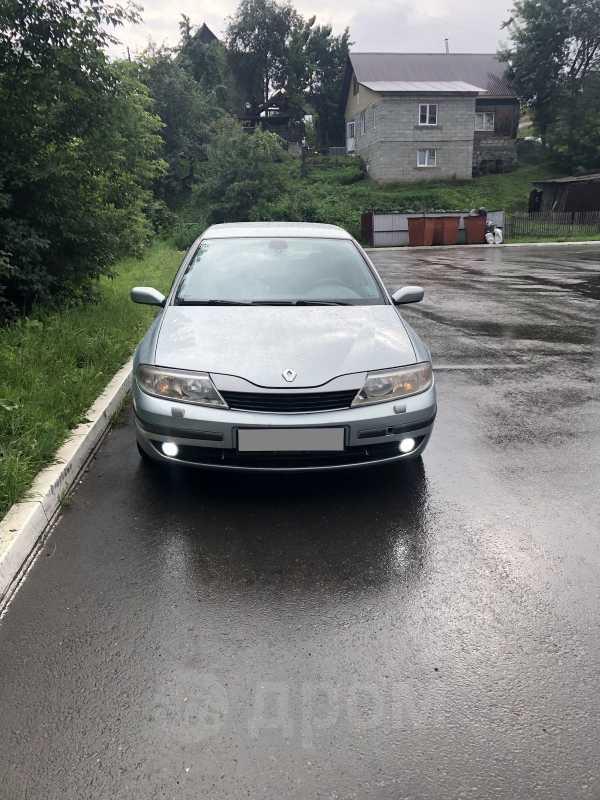Renault Laguna, 2003 год, 210 000 руб.