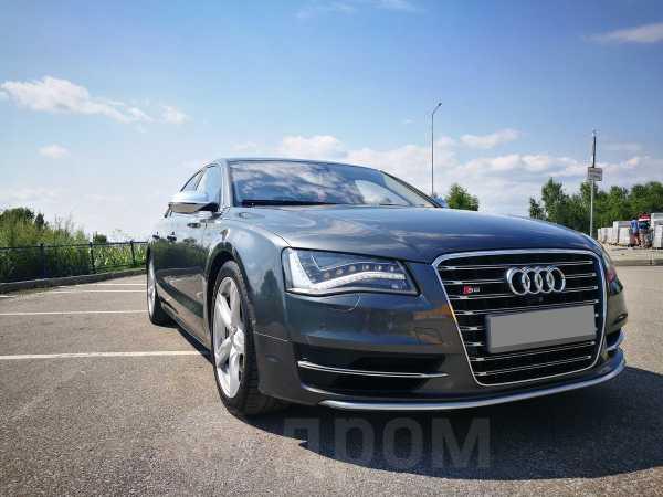 Audi S8, 2012 год, 2 400 000 руб.