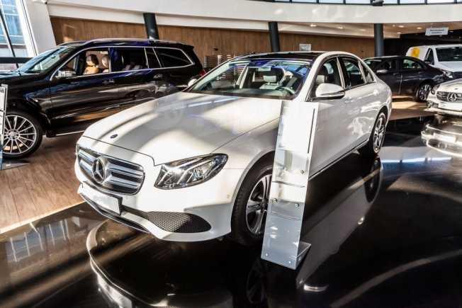 Mercedes-Benz E-Class, 2020 год, 2 492 740 руб.