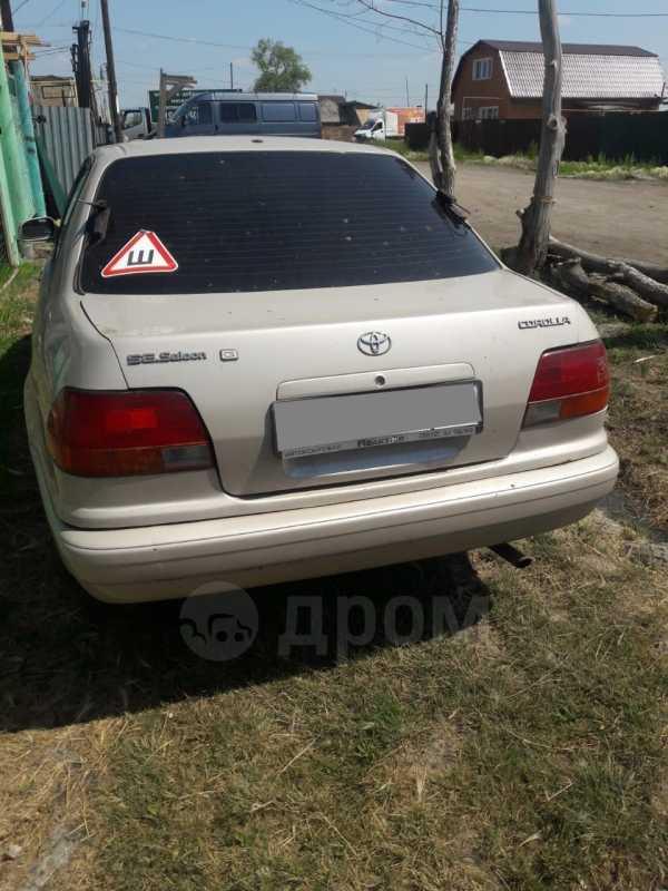 Toyota Corolla, 1997 год, 105 000 руб.