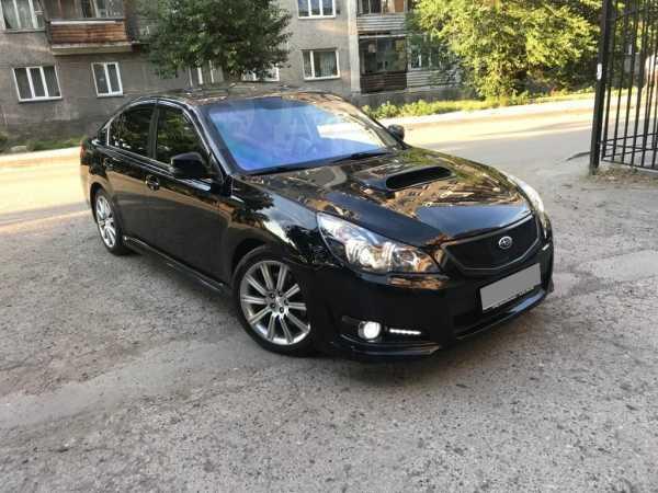 Subaru Legacy, 2011 год, 1 050 000 руб.