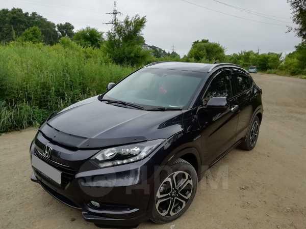 Honda Vezel, 2014 год, 1 125 000 руб.