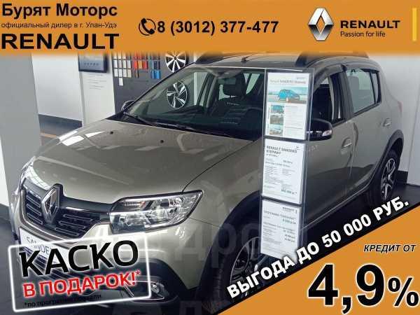 Renault Sandero Stepway, 2019 год, 946 000 руб.
