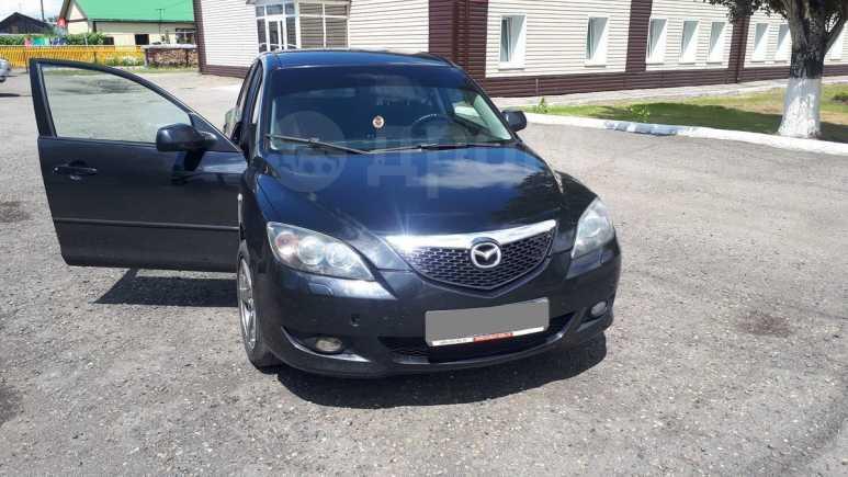 Mazda Mazda3, 2006 год, 321 000 руб.