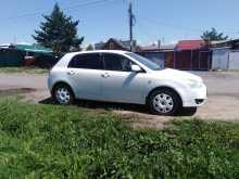 Омск Corolla Runx 2004
