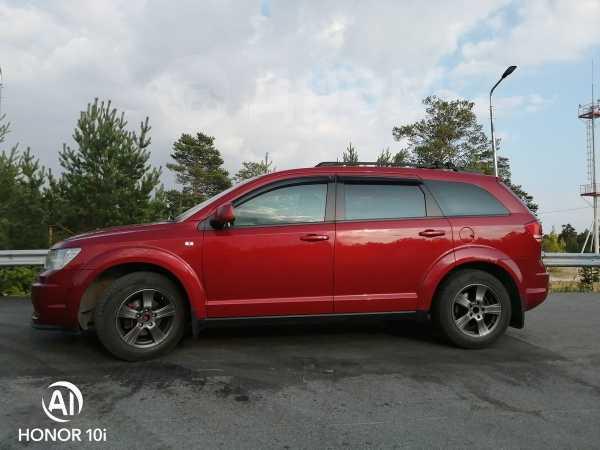 Dodge Journey, 2008 год, 920 000 руб.
