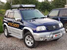 Ванино Suzuki Escudo 2002