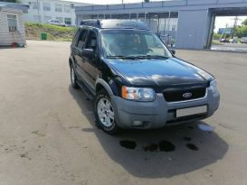Кирсанов Ford Escape 2002