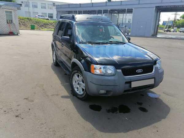 Ford Escape, 2002 год, 200 000 руб.
