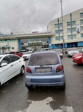 Ханты-Мансийск Matiz 2008