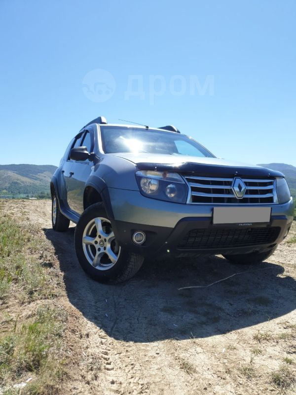 Renault Duster, 2012 год, 560 000 руб.
