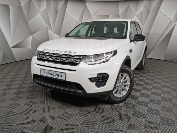 Land Rover Discovery Sport, 2019 год, 2 250 000 руб.