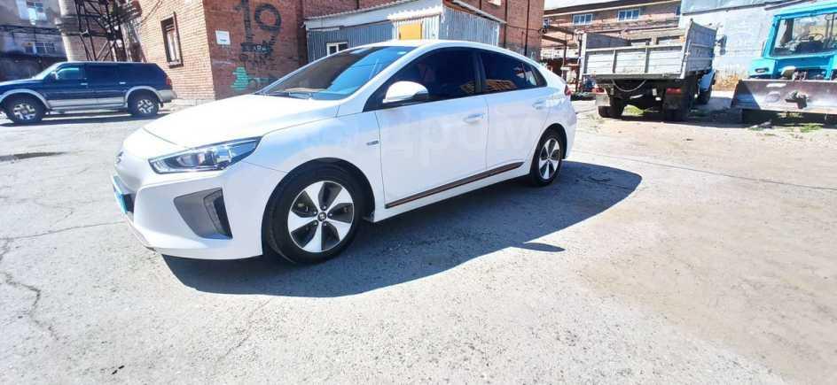 Hyundai Ioniq, 2017 год, 1 500 000 руб.