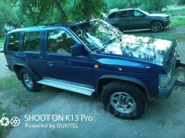 Nissan Terrano, 1992 год, 265 000 руб.