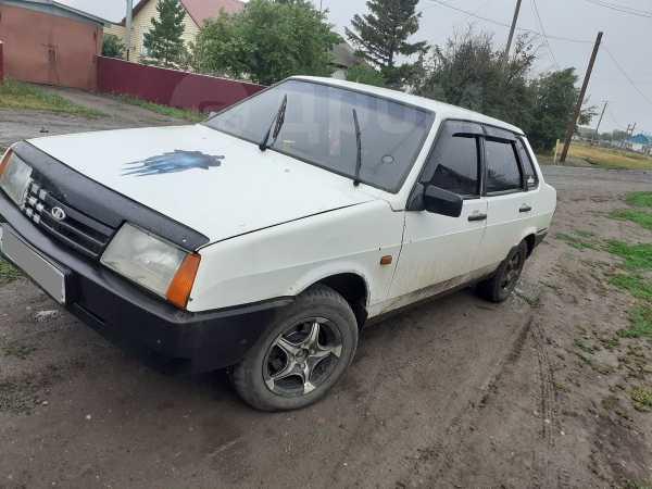 Лада 21099, 1996 год, 43 000 руб.