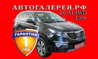 Хабаровск Sportage 2012