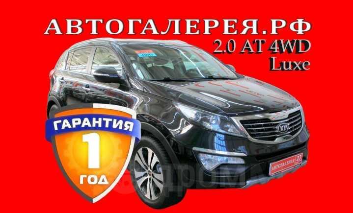 Kia Sportage, 2012 год, 908 000 руб.
