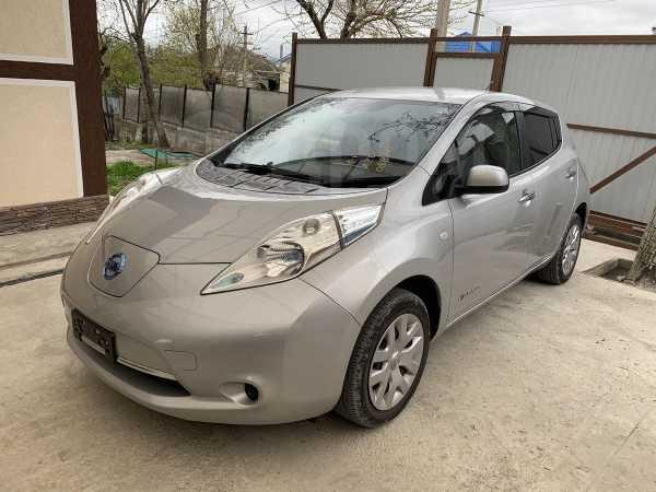 Nissan Leaf, 2013 год, 525 000 руб.
