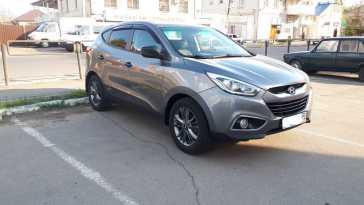 Астрахань Hyundai ix35 2014