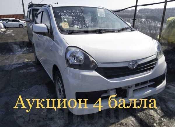 Toyota Pixis Epoch, 2016 год, 335 000 руб.
