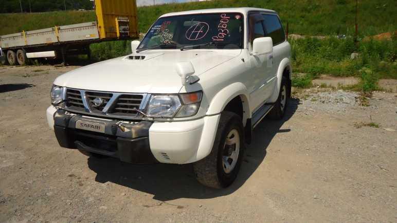 Nissan Safari, 1997 год, 600 000 руб.