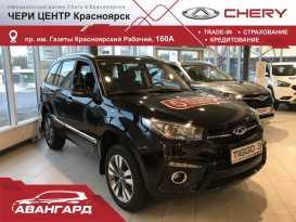 Красноярск Tiggo 3 2019