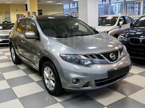 Nissan Murano, 2013 год, 869 000 руб.