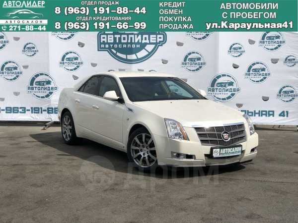 Cadillac CTS, 2009 год, 647 000 руб.