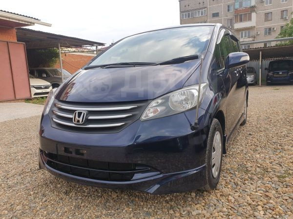 Honda Freed, 2009 год, 597 000 руб.