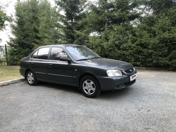 Hyundai Accent, 2009 год, 207 000 руб.