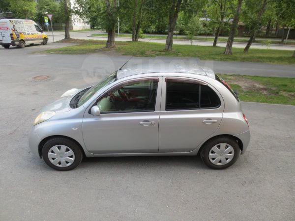 Nissan March, 2008 год, 299 000 руб.